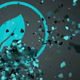 Hurried Particle Flow Logo After Effects Tempalte