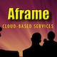 Aframe - Cloud-Based Services