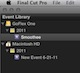 Multiple people report getting refunds for FCPX