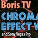 Chroma Key Effect with Boris RED
