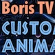 Title Animations using Boris RED 5