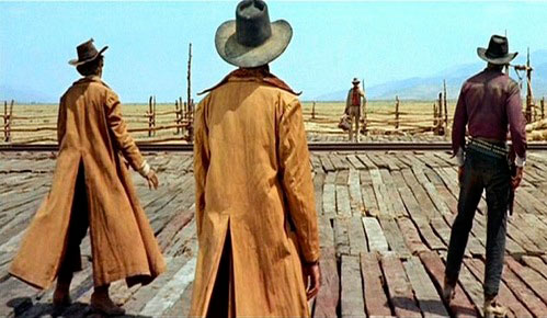 The Top 5 American Western Standoffs