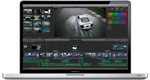 Introducing Final Cut Pro X
